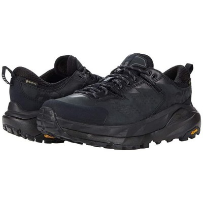 Hoka One One Kaha Low GORE-TEX メンズ スニーカー 靴 シューズ Black/Charcoal Gray