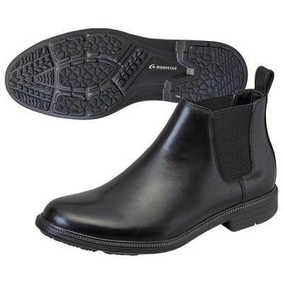 ムーンスター メンズファッション 紳士靴 バランスワークス SPH4626SN B ブラック MOONSTAR SPH4626SNB-BLACK