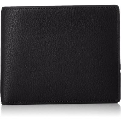 [ミカド] 財布 コンビヌメ シリーズ BLACK