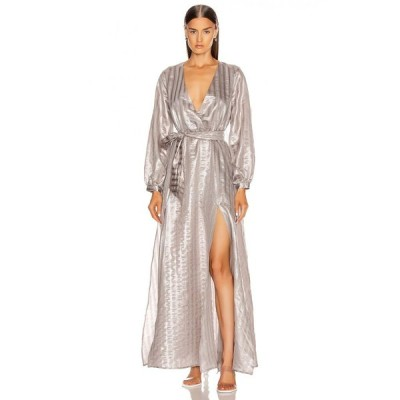 Atoir レディース ワンピース ワンピース・ドレス misunderstood dress Chateau Grey