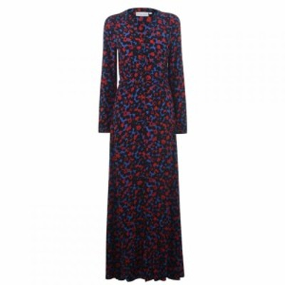 ファビエンヌ シャポット Fabienne Chapot レディース ワンピース ワンピース・ドレス Fab Lindsey Amazebal Amazeballs Blue