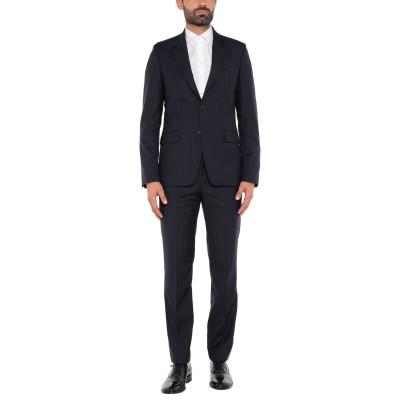 ジバンシィ GIVENCHY スーツ ダークブルー 52 ウール 100% スーツ
