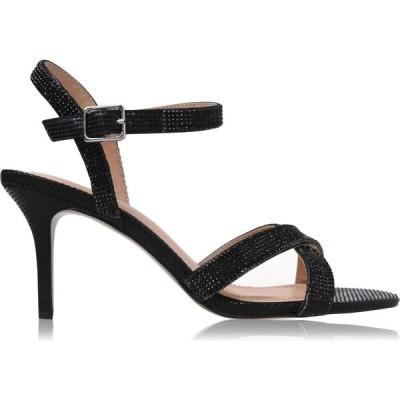 リネアペレ Linea レディース サンダル・ミュール シューズ・靴 D Strap Heeled Sandals Black