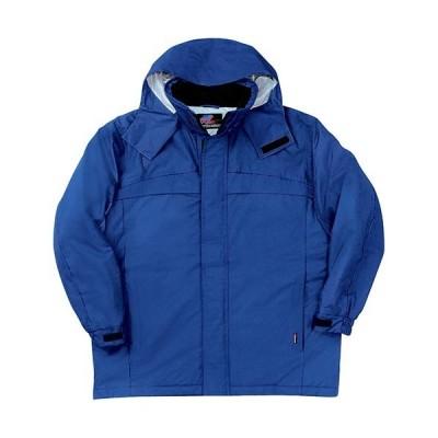 桑和(SOWA) 防寒 コート 203/ロイヤルブルー 6Lサイズ 2806 作業着 作業服 ワークウェア ウエア ジャケット メンズ