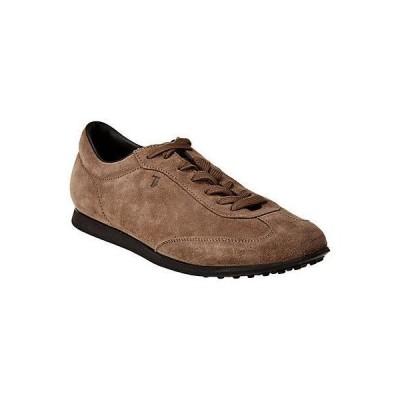 メンズ シューズ  TOD's Suede Sneaker