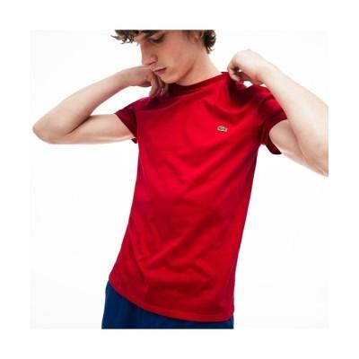 tシャツ Tシャツ レギュラーフィット ピマコットンクルーネックTシャツ
