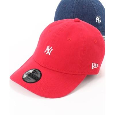 帽子屋ONSPOTZ / ニューエラ キッズ キャップ 9TWENTY PACKABLE MLB ニューヨークヤンキース NEW ERA YOUTH KIDS 帽子 > キャップ