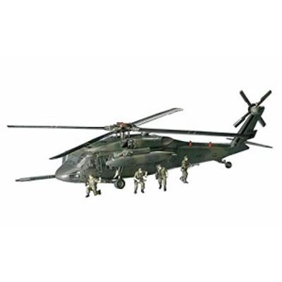 ハセガワ 1/72 アメリカ空軍 HH-60D ナイトホーク プラモデル D7(中古品)