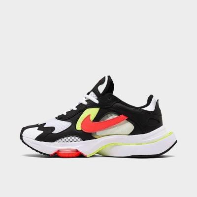 ナイキ レディース シューズ Nike Air Zoom Division スニーカー Black/White/Volt/Flash Crimson