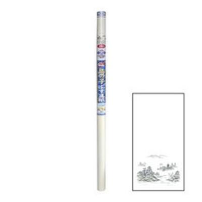アサヒペン 鳥の子ふすま紙 塔山水 95cm×1.8m(2枚入り)  No.183 【返品種別A】