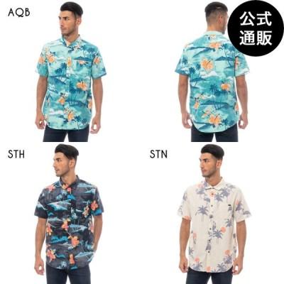 OUTLET 送料無料 2020 ビラボン メンズ SUNDAYS FLORAL SS 半袖シャツ 2020年春夏モデル 全3色 S/M/L/XL BILLABONG
