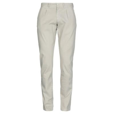 LIU •JO MAN パンツ ライトグレー 56 コットン 98% / ポリウレタン 2% パンツ