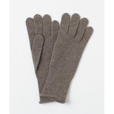 MELROSE claire / ラメグローブ WOMEN ファッション雑貨 > 手袋