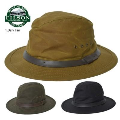 FILSON フィルソン 11060015 TIN PACKER HAT ティン パッカーハット帽子 オイルフィニッシュ MADE IN USA