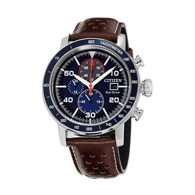 【並行輸入品】ソーラー シチズン 腕時計 エコドライブ ブライセン メンズ クロノグラフ CITIZEN ECO-DRIVE B
