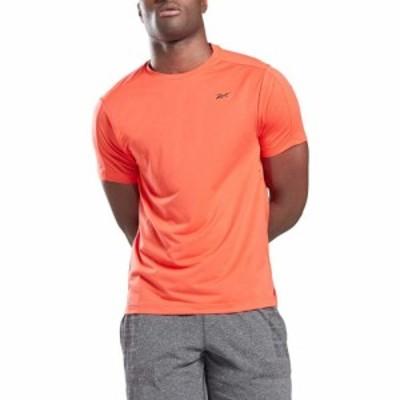 リーボック Reebok メンズ Tシャツ トップス United By Fitness Perforated Short Sleeve T-Shirt Dynamic Red