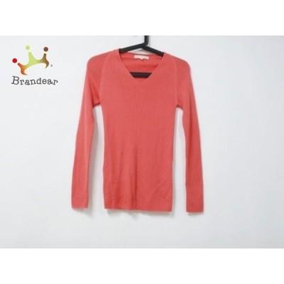 ジユウク 自由区/jiyuku 長袖セーター サイズ38 M レディース 美品 ピンク     スペシャル特価 20201121