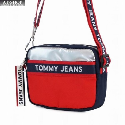 TOMMY HILFIGER トミー ヒルフィガー ショルダーバッグ AW0AW083010GY