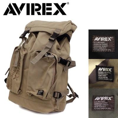 AVIREX (アヴィレックス) EAGLE(イーグル) AVX3511 リュック バックパック 全4色