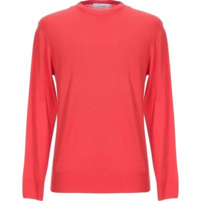 クルチアーニ CRUCIANI メンズ ニット・セーター トップス sweater Red