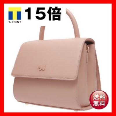 AGATHA(アガタ)AGT201-127 フォーマルにも使えるシンプルハンドバッグ/ピンク
