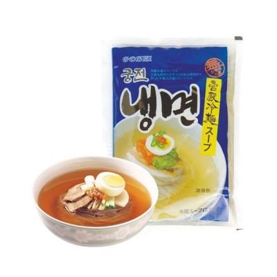1616 宮殿 業務用 冷麺 スープ 1袋 (270g1人前) 並行輸入品