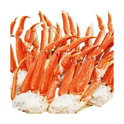 冷凍 ズワイガニ 2kg 大型ずわい蟹 ( ギフト ・ 鍋用 かに ) 6?7肩