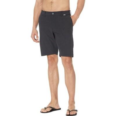 リンクソウル Linksoul メンズ ショートパンツ ボトムス・パンツ Boardwalker AC Shorts True Black