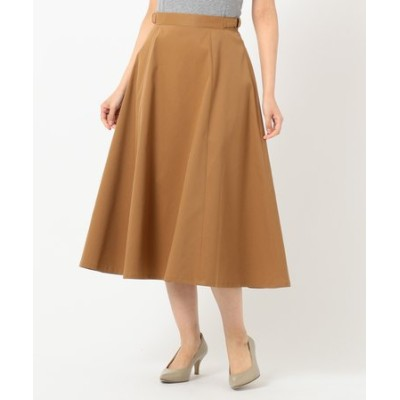 【接触冷感】タスランチノクロス スカート