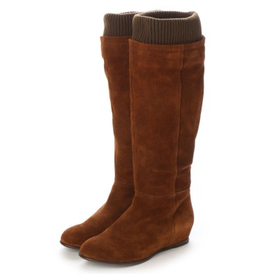 シューズラウンジ アウトレット shoes lounge OUTLET ロングブーツ 2518814BRS (ブラウン)