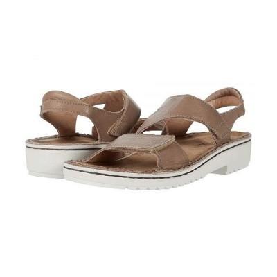 Naot ナオト レディース 女性用 シューズ 靴 サンダル Enid - Soft Stone Leather