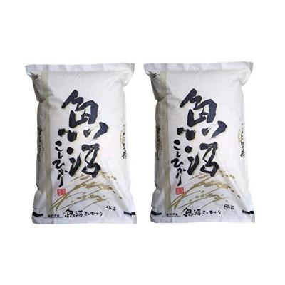 精米 新潟県 魚沼産 コシヒカリ 令和2年産 新米 白米 米 コメ (10kg/5kg×2袋)