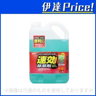 アイリスオーヤマ(株) 即効除草剤 4L [SJS-4L] (/A)