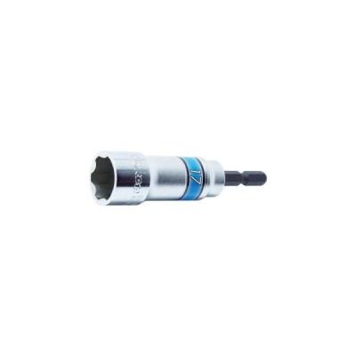 【メール便選択可】コーケン BD014XN17SF 電動ドライバー用サーフェイスセミディープリードソケット17mm