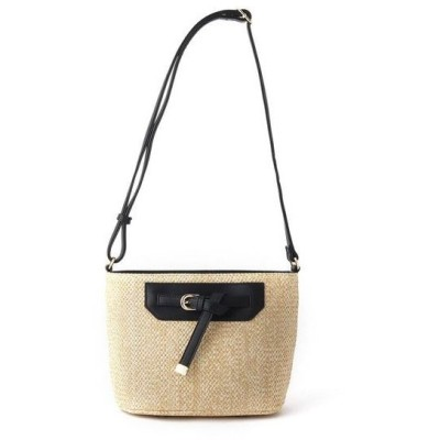 SHOO・LA・RUE / シューラルー 異素材使いミニショルダーバッグ