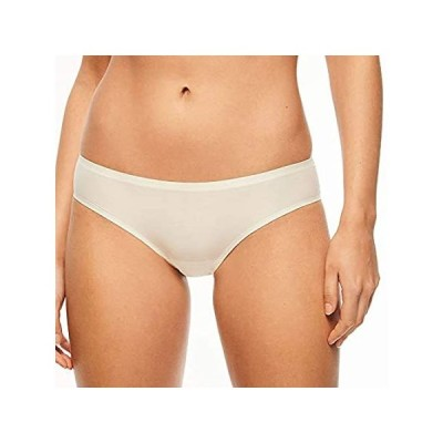 Chantelle Women's Soft Stretch One Size Low Rise Bikini, Ivory 好評販売中