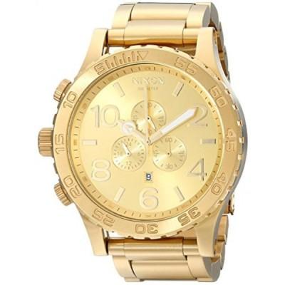 ニクソン 腕時計 メンズウォッチ Nixon Men's 51-30 Chronograph Stainless Steel Watch