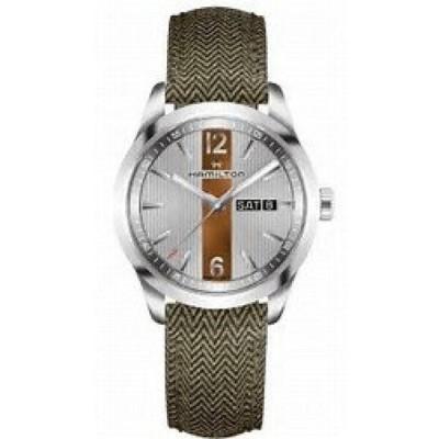 ハミルトン 腕時計 メンズウォッチ Hamilton Broadway Day/ Date Quartz Unisex Watch