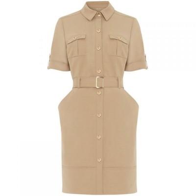 ダンセル Damsel in a Dress レディース ワンピース ワンピース・ドレス Fia Safari Dress Stone
