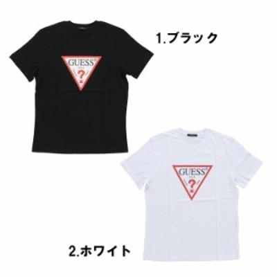 【2色展開】GUESS ゲス Tシャツ MJ2K9405K BLK / MJ2K9405K WHT(otr3240)