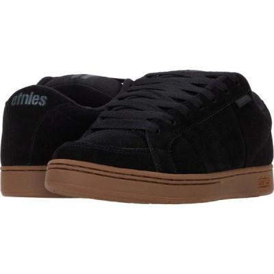 エトニーズ etnies メンズ シューズ・靴 Kingpin Black/Dark Grey/Gum