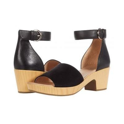 Dr. Scholl's ドクターショール レディース 女性用 シューズ 靴 ヒール Flora - Black