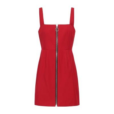 NICHOLAS ミニワンピース&ドレス レッド 0 ポリエステル 65% / レーヨン 35% ミニワンピース&ドレス