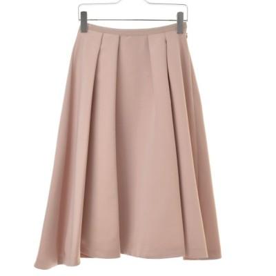 【期間限定値下げ】deicy / デイシー ヘビーサテンフレアースカートロング スカート
