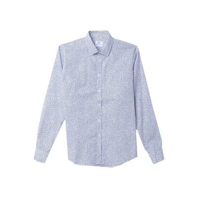 GIANFRANCO CENCI シャツ ブルー S コットン 100% シャツ