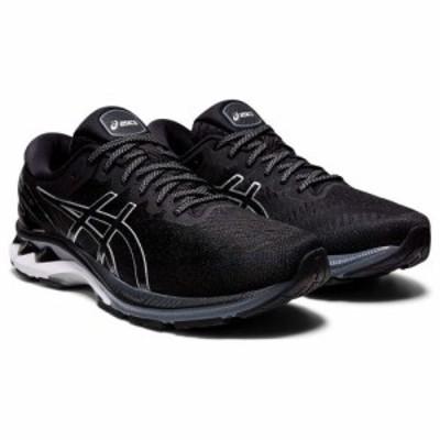 ASICS アシックス メンズ 男性用 シューズ 靴 スニーカー 運動靴 GEL-Kayano(R) 27 Black/Pure Silver【送料無料】