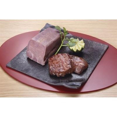 【送料無料】仙台・陣中 牛タンそのまま〈食〉丸ごと一本塩麹熟成ブロック KG-85