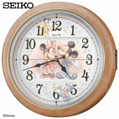 送料無料 【電波時計 置時計】ディズニーからくり時計【時計 ウォッチ】セイコー FW561A 【TC】