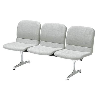 【法人限定】 ロビーチェア 3人掛け 3人用 長椅子 激安 特価 RD-KN53