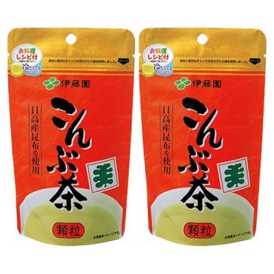 伊藤園伊藤園 こんぶ茶 袋 1セット(70g×2袋)